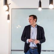 Jonathan Green, der Chef von Juul Labs (Bild: Nadia Schärli (Zürich, 3. Dezember 2018))