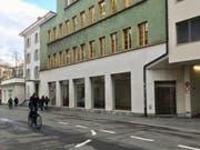 Das ehemalige Ladenlokal in der Nähe des Bundesplatzes in Luzern. (Bild: PD, 26. März 2019)