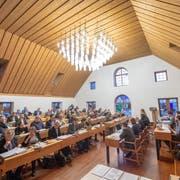 Das St.Galler Stadtparlament wird am 27. September 2020 neu bestellt. Aus den Resultaten der Nationalratswahlen in der Stadt lassen sich erste Trends für diesen Urnengang ableiten. (Bild: Urs Bucher - 15. Januar 2019)