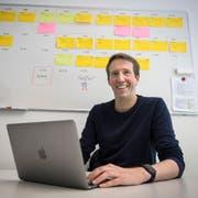 Michael Grossniklaus ist Professor an der Universität Konstanz, wohnt aber in Kreuzlingen. (Bild: Reto Martin)