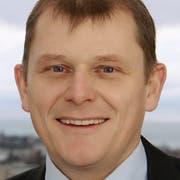 Kommissionspräsident Felix Bischofberger. (Bild: PD)