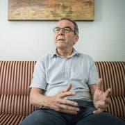 Wolfgang Ackerknecht präsidiert die EVP Thurgau. Er wohnt in Frauenfeld. (Bild: Andrea Stalder)
