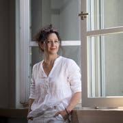 Junge «alte Dame»: Delia Mayer gibt Dürrenmatt ein modernes Gesicht. (Bild: Pius Amrein, Luzern, 27. August 2019)