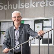 Urs Blaser amtet seit 2010 als Gossauer Schulpräsident. (Bild: Ralph Ribi)
