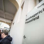 Verhandlung am Bezirksgericht Frauenfeld. (Archivbild: Reto Martin)