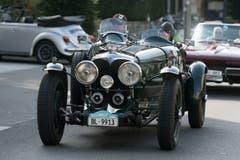 Bentley 1924 (Bild: Corinne Glanzmann, Horw, 22. September 2019)