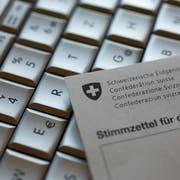 Sollen Jugendliche ab 16 und Ausländer im Kanton Appenzell Ausserrhoden abstimmen können? Die Ausserrhoder Parteispitzen haben unterschiedliche Meinungen dazu. (Alessandro Della Bella/Keystone)