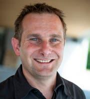 Marc Scherrer, Leiter Projekte und Immobilien, Hochbauamt. (Bild: Beat Belser)