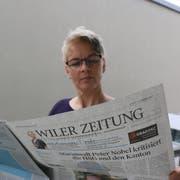 Per 30. Mai 2019 verliert die Wiler Zeitung den Status als amtliches Publikationsorgan der Stadt Wil. (Bild: Hans Suter)