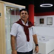 «Sanica Plus» ist Mahmut Özdemirs neustes Projekt. (Bild: Elena Fasoli)