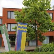 Der Neubau des Pflegeheims Helios wurde 2008 fertiggestellt. Das Zweithaus steht unter Denkmalschutz und bleibt erhalten. (Bild: Ines Biedenkapp)