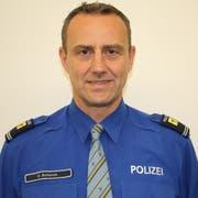 Oliver Schürch, Chef der Bereitschafts- und Verkehrspolizei Uri, ist im Herbst 2017 nach Luzern gezogen. (Bild: PD)
