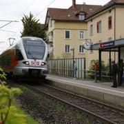 Der Bahnhof Rorschach Stadt soll behindertengerecht ausgebaut werden. (Bild: Archiv)