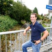 SVP-Kantonsrat und Gemeindepräsident Michael Götte will den nächsten Schritt in seiner Politikerlaufbahn machen. (Bild: Rudolf Hirtl)