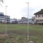 Hier in der Obermühle ist ein Asylzentrum geplant. (Bild: Daniel Frischherz, Baar, 6. Februar 2017))