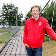 Ein Nachfolger für den abtretenden Gemeindepräsidenten Roland Brändli wird gesucht. (Bild: Rudolf Hirtl)