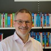 André Wigger, Präsident Fachgeschäfte Gossau. (Bild: Johannes Wey, 25.10.2018)