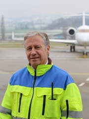 Thomas Mary, CFO der People's Air Group. (Bild: Raphael Rohner)