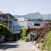 Zahlreiche Liechtensteiner Patientinnen und Patienten gehen im Spital Grabs ein und aus. (Bild: Mareycke Frehner)