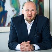 Christian Ineichen, Präsident der CVP des Kantons Luzern. (Bild: Eveline Beerkircher, Luzern, 5. Dezember 2018)