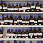 Weleda stellt anthroposophische Arzneimittel her und zahlt für die Stiftungsprofessur. Bild: Keystone