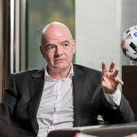 «Eine Geisterspiel-WM ist nicht vorstellbar»: Fifa-Präsident Gianni Infantino über Corona - und das Strafverfahren gegen ihn