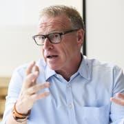 Andreas Meyer, CEO der SBB, tritt 2020 zurück.
