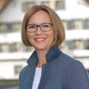 Claudia Martin, Stadträtin Gossau