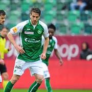 Im Juni 2018 holte der FC St.Gallen Nias Hefti, den Bruder von Captain Silvan Hefti, in die erste Mannschaft. (Bild: FCSG)