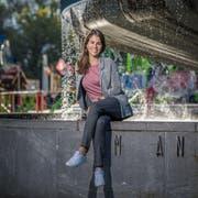 Wurde 2012 «das grösste Schweizer Talent»: Eliane Müller. (Bild: Corinne Glanzmann, Luzern, 17. Oktober 2019)