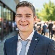 Jan Keiser aus Sarnen. (Bild: Izedin Arnautovic (Sarnen, 23. Juni 2018))