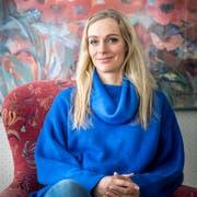 Annette Fetscherin ist in Aadorf aufgewachsen. (Bild: Andrea Stalder)