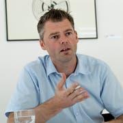 Philipp Studer, Öffentlichkeits- und Datenschutzbeauftragter des Kantons Schwyz. (Bild: Nadia Schärli)