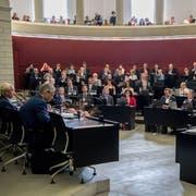 Parlament Kantonsratssaal Fotografiert am 17. Juni 2019 in Luzern( Nadia Schärli / Luzernerzeitung )