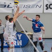 Die Luzerner bekundeten im Spiel gegen Amriswil grosse Mühe. (Bild: Nadia Schärli, Luzern, 6. April 2019)