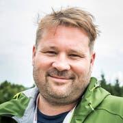 Joachim Bodmer, Medienchef Open Air Frauenfeld. (Bild: Andrea Stalder)