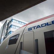 Stadler heimst weitere Aufträge aus Italien ein. (Bild: Michel Canonica (Bussnang, 7. Juni 2017))