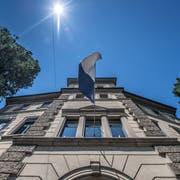 Das Kantonsgericht am Hirschengraben 16 in Luzern. (Bild: Pius Amrein, 16. Juli 2018)