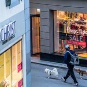 Die Ladenöffnungszeiten dürften bald auch in der Altstadt von Luzern geändert werden. (Bild: Nadia Schärli, 15. Januar 2019)