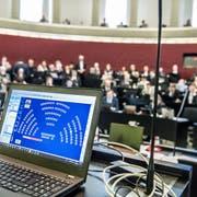 Wer vom Gewerbeverband des Kantons Luzern als Kantonsratskandidat unterstützt wird, soll in dessen Sinne abstimmen. (Bild: Nadia Schärli, Luzern, 28. Januar 2019)