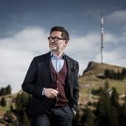 Stefan Otz beendet seine Tätigkeit als CEO der Rigi Bahnen AG im gegenseitigem Einvernehmen mit dem Verwaltungsrat per sofort. (Bild: Pius Amrein, Rigi Staffel, 19. Oktober 2017)