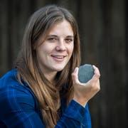 Nina Luginbühl, 23, Weltrekordhalterin. (Bild: Reto Martin)