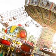 Der Lunapark. (Bild: Andrea Stalder)