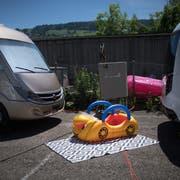Nur noch ein kleiner Teil der Jenischen und Sinti sind in den Sommermonaten noch als Fahrende unterwegs. (Bild: Benjamin Manser)