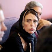 Jacinda Ardern, Premierministerin von Neuseeland, beim Treffen mit der muslimischen Gemeinschaft von Christchurch. (Bild: New Zealand Prime Minister, 16. März 2019)