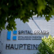 Nicht wenige Liechtensteiner und Liechtensteinerinnen rühmen sich, im Spital Grabs geboren zu sein. (Bild: Mareycke Frehner)