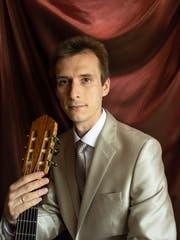 Gitarrist Valéry Burot (Bild: PD)