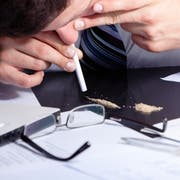 Kokain – eine Droge, die zu unserer Leistungsgesellschaft zu passen scheint. (Bild: Fotolia)
