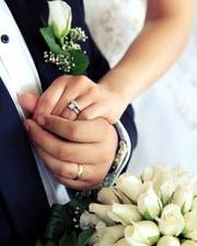 Für die einen ist der Tag der Hochzeit der schönste im Leben, für andere schlichtweg ein Horrorgedanke. (Bild: Getty)
