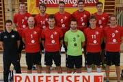 Das Herren-1-Team von Volley Bütschwil hat die Aufstiegsrunde zur 2. Liga knapp verpasst. (Bild: PD)